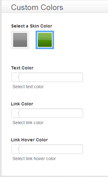 iFeature 5 Free Custom Colors Options