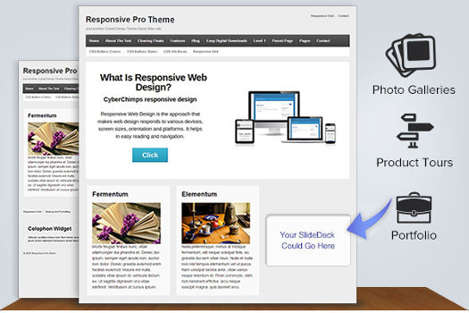 ResponsivePro WordPress Theme