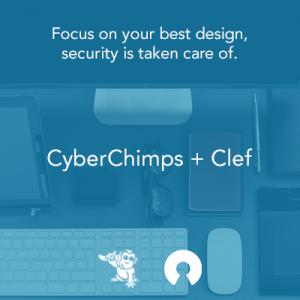 CyberChimps + Clef partnership