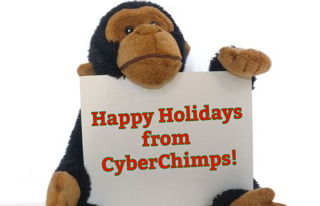 Happy Holidays from CyberChimps!