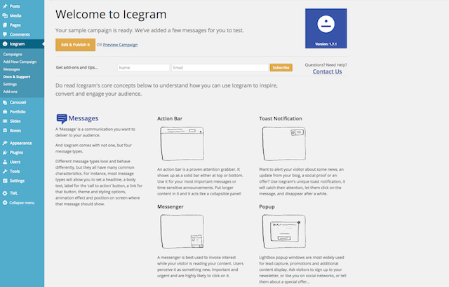 Plugin: Icegram Is a One-Stop Solution for Lead Capture and Conversion
