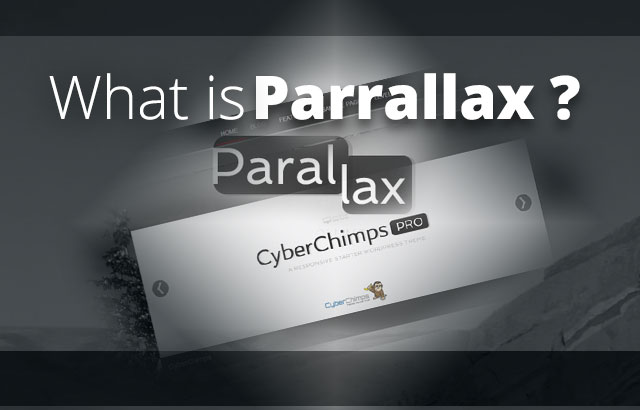 What is a Parallax WordPress Theme? Do I need one?