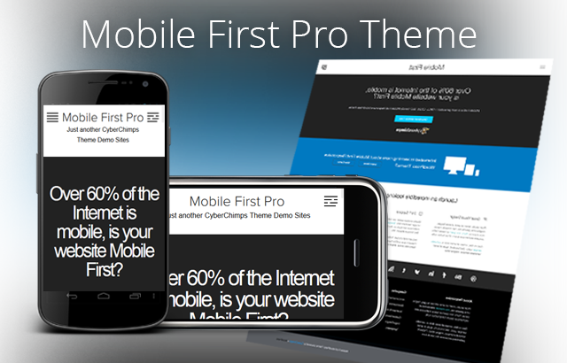 A Quick Look At Mobile First Pro – Responsive WordPress Theme