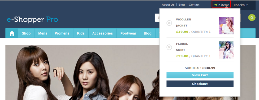 e-Shopper Pro – A WooCommerce WordPress Theme to Transform Your WordPress Site Into An Amazing e-store
