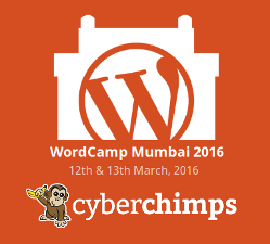 Mumbai WordCamp 2016- Can not contain our excitement