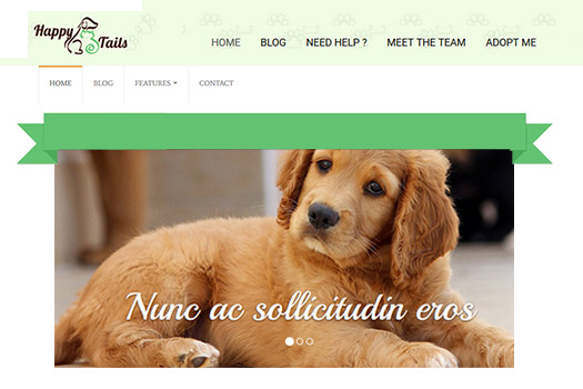 Pet WP Themes
