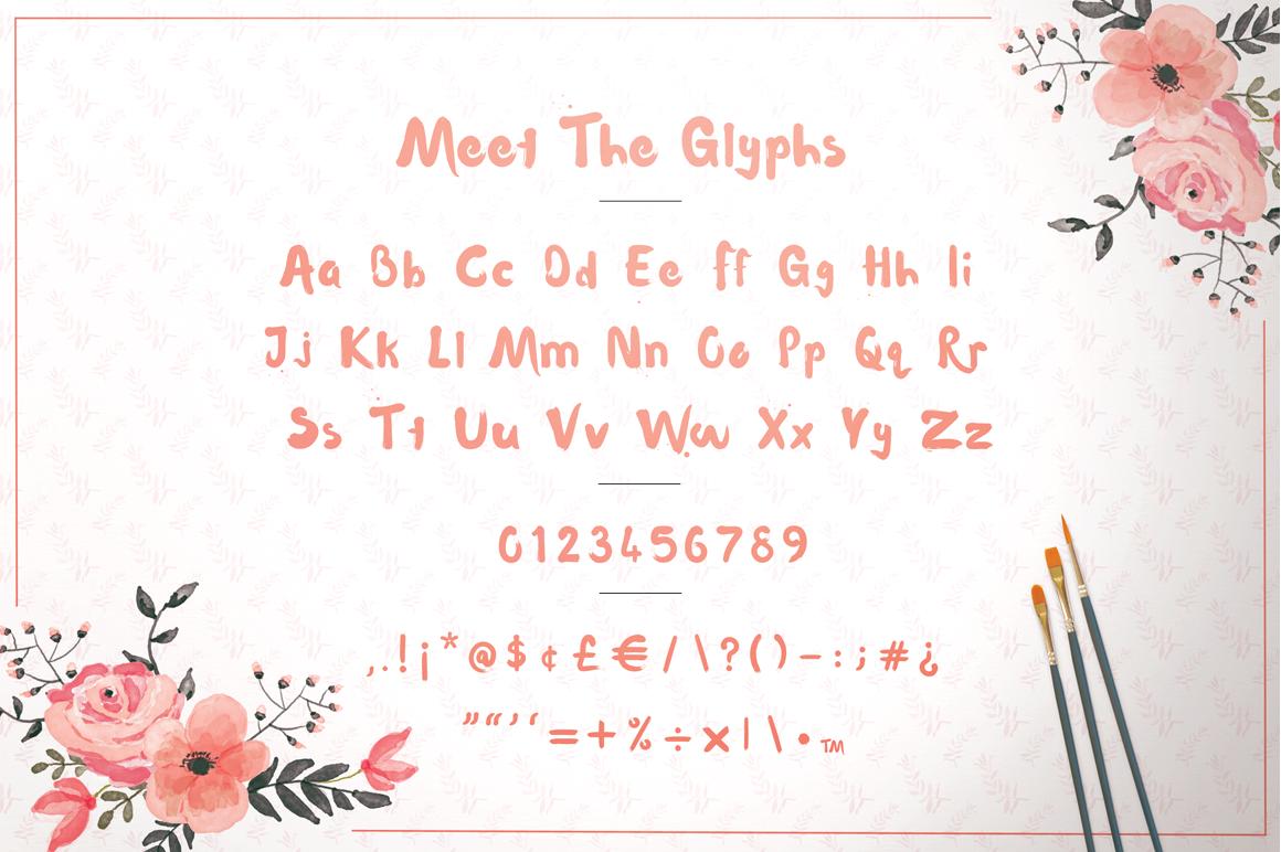 Beautiful Free handwritten fonts