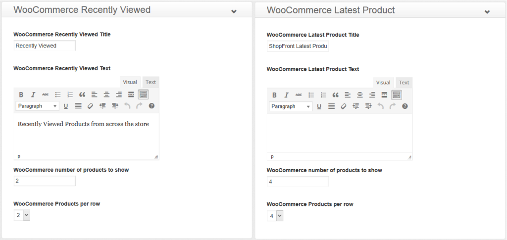 ShopFront - WooCommerce Product Elements