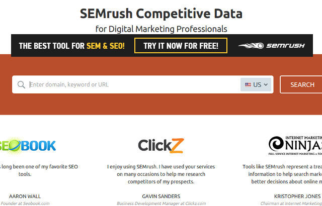 SEMRush Review – Deep Dive into your own Website Today