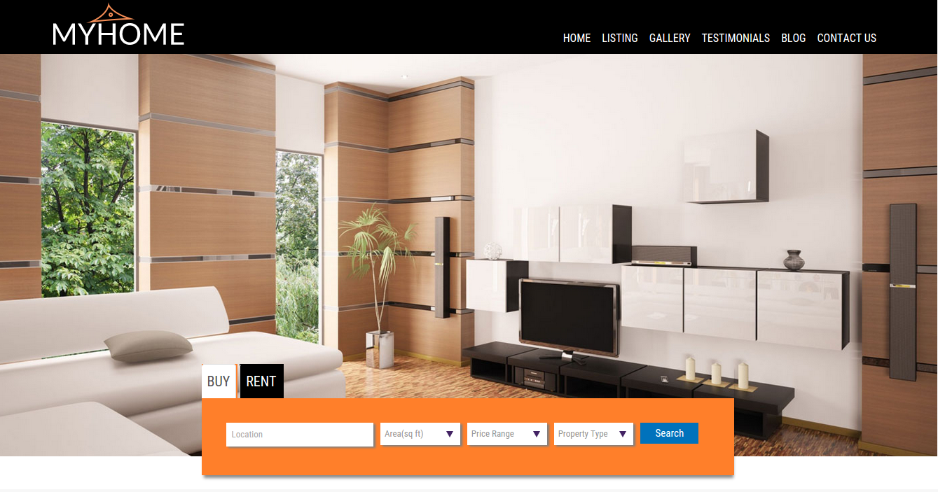 MyHome Frontend