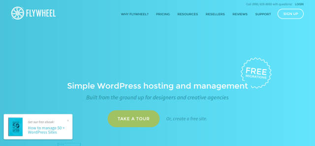 FlyWheel Review Managed WP Hosting