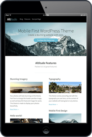 Best Responsive WordPress Templates