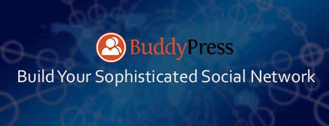 BuddyPress Social Network WordPress Plugin