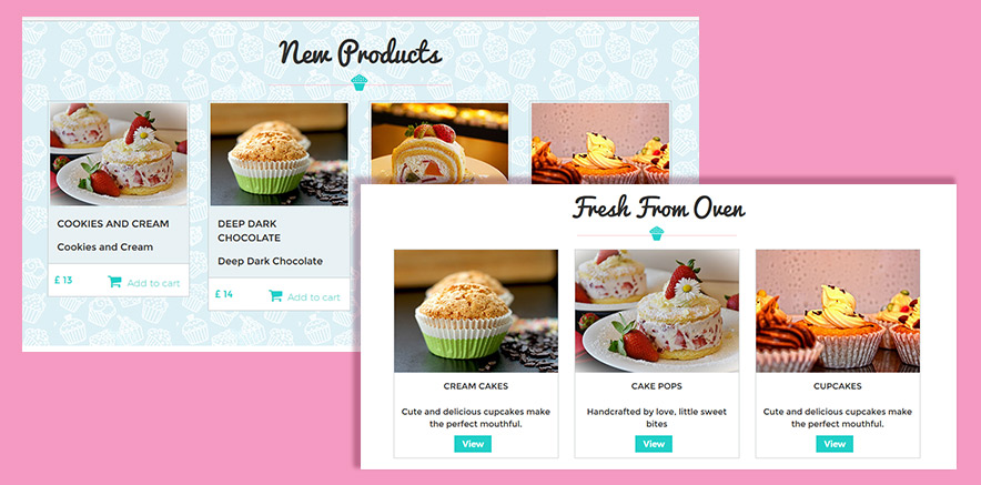 WooCommerce ready bakery WordPress theme