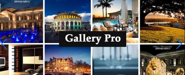 Gallery Pro - WordPress video gallery plugin