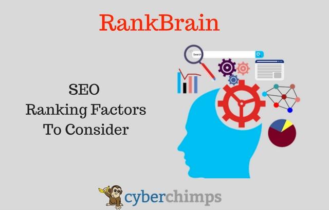 Google's RankBrain – Google ranking factors to consider for SEO