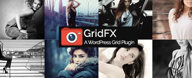 GridFX - WordPress video gallery plugin