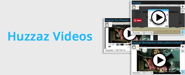 Huzzaz Videos - WordPress video gallery plugin