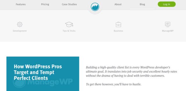 MAnageWP Blog - WordPress tutorial