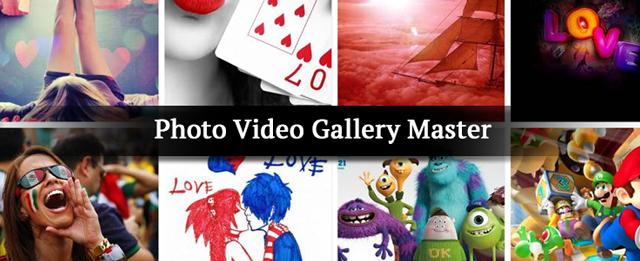 Photo video gallery master - WordPress video gallery plugin