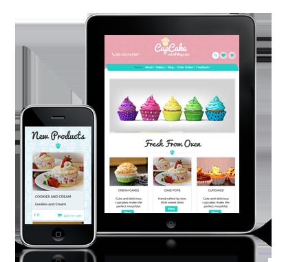 Food WordPress Blogging Theme