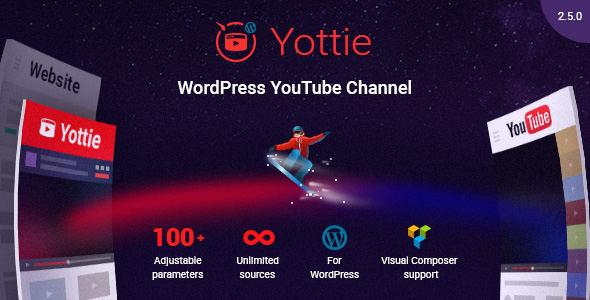 YouTube WordPress Plugin