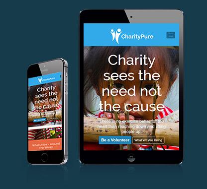 WordPress Theme For Charity Websites