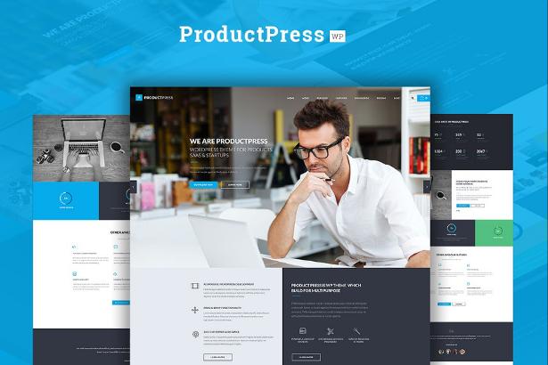 Product Press WordPress Theme