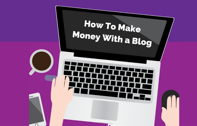 How to Make Money With a Blog ?