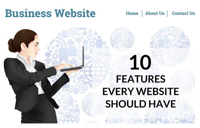 10 Features Every Small Business Website Should Have