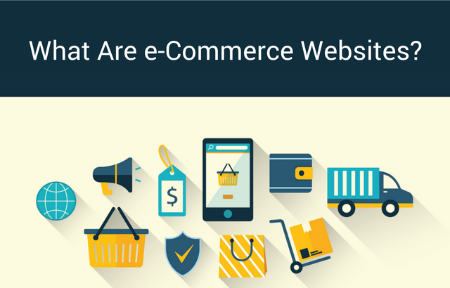 What is e-Commerce? What are e-Commerce Websites?