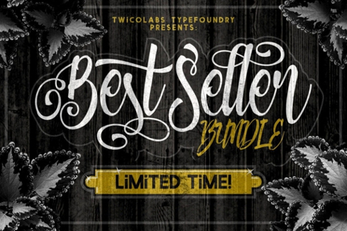 Best Fonts Bundle