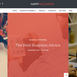 Premium WordPress Business Theme