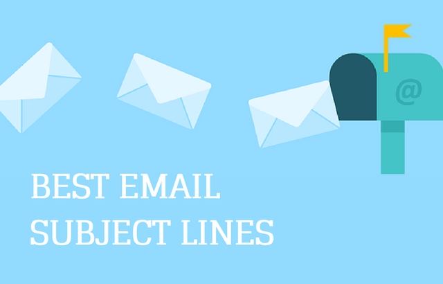 Best Email Subject lines – Compiled Together
