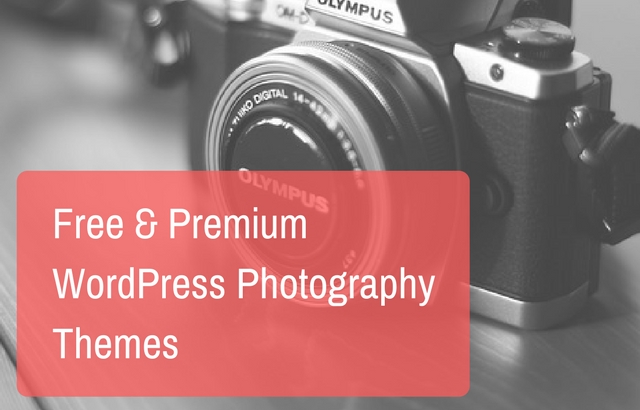 Best Free and Premium WordPress Photography Themes