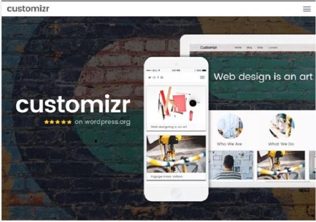 Customizr WordPress Business Theme