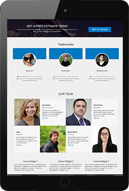 WordPress mobile theme free