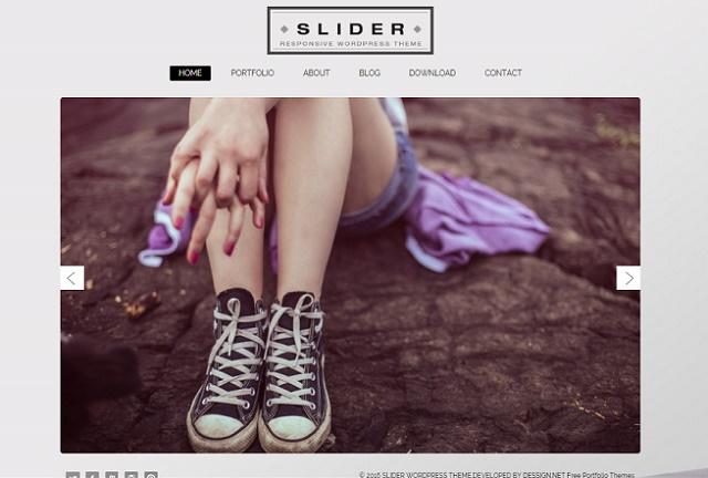 slider