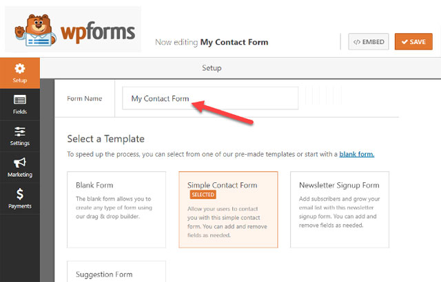 How to Add a Contact Form to Your Blog in 5 minutes
