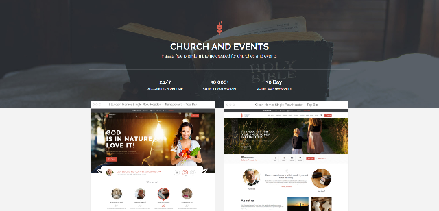 Church and Events