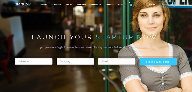 The best coming soon WordPress theme for startups