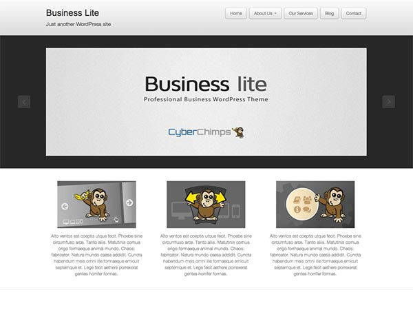 Best Business WordPress Themes