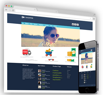 WordPress WooCommerce Theme Free Download