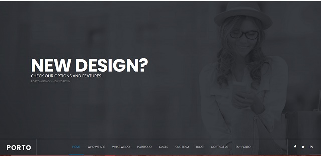 well-crafted coming soon WordPress theme