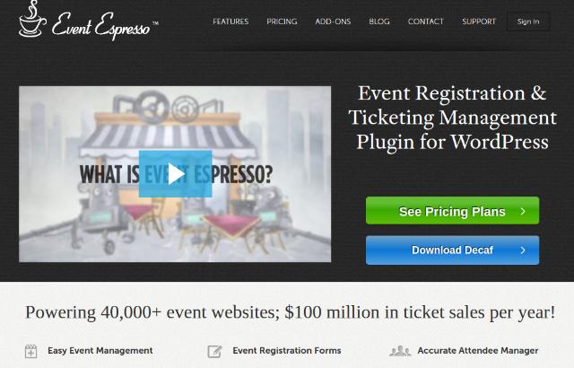 Event Espresso - WordPress Event Management Plugin Reviewed