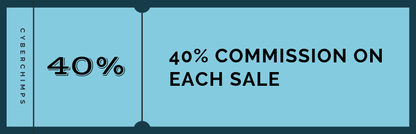 40% Commission