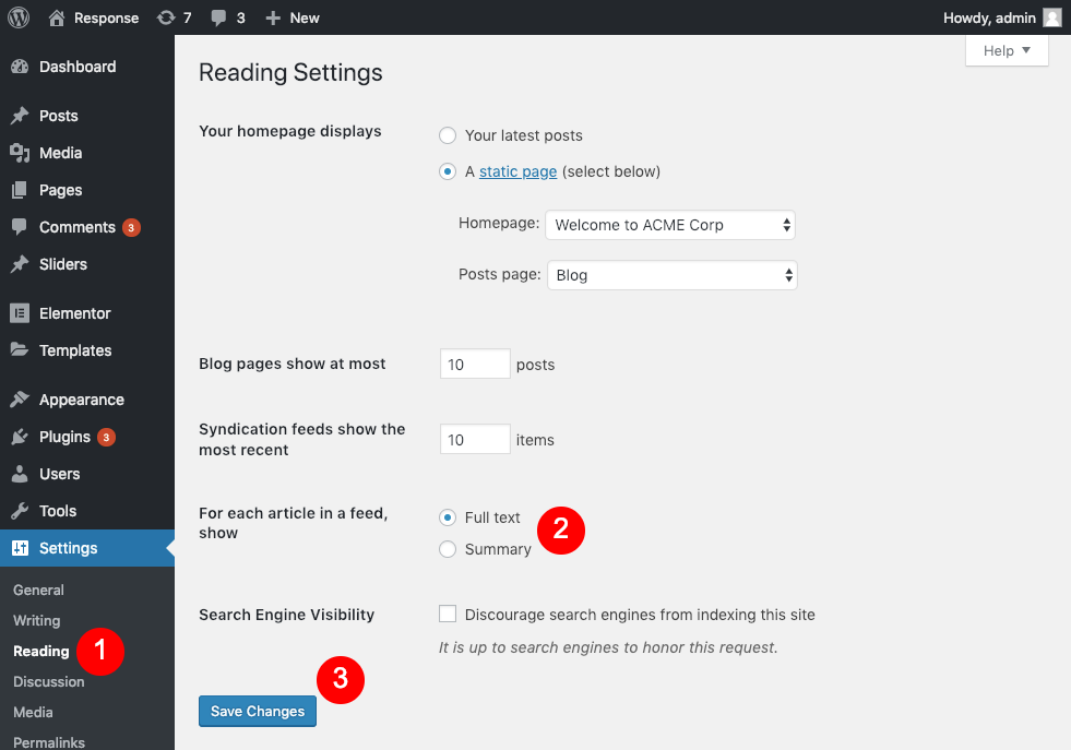wordpress-blog-page-content-summary