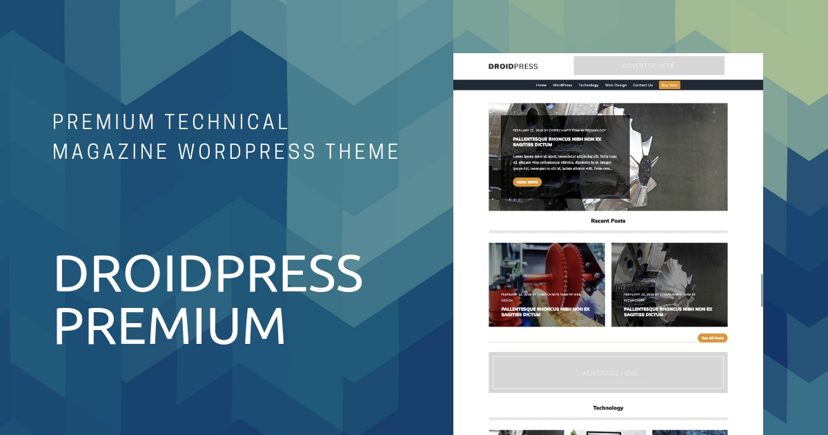 DroidPress-Premium-product-image