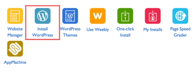 one-click-wordpress-installation