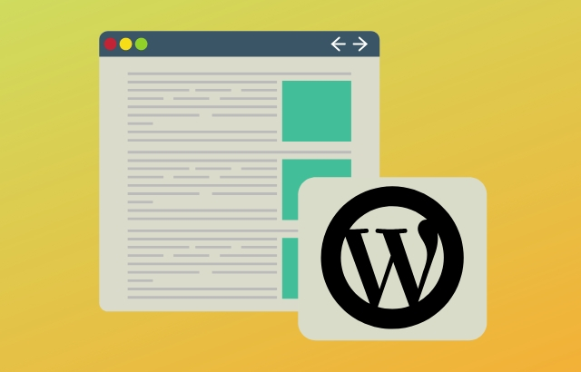 How to make a business website using WordPress